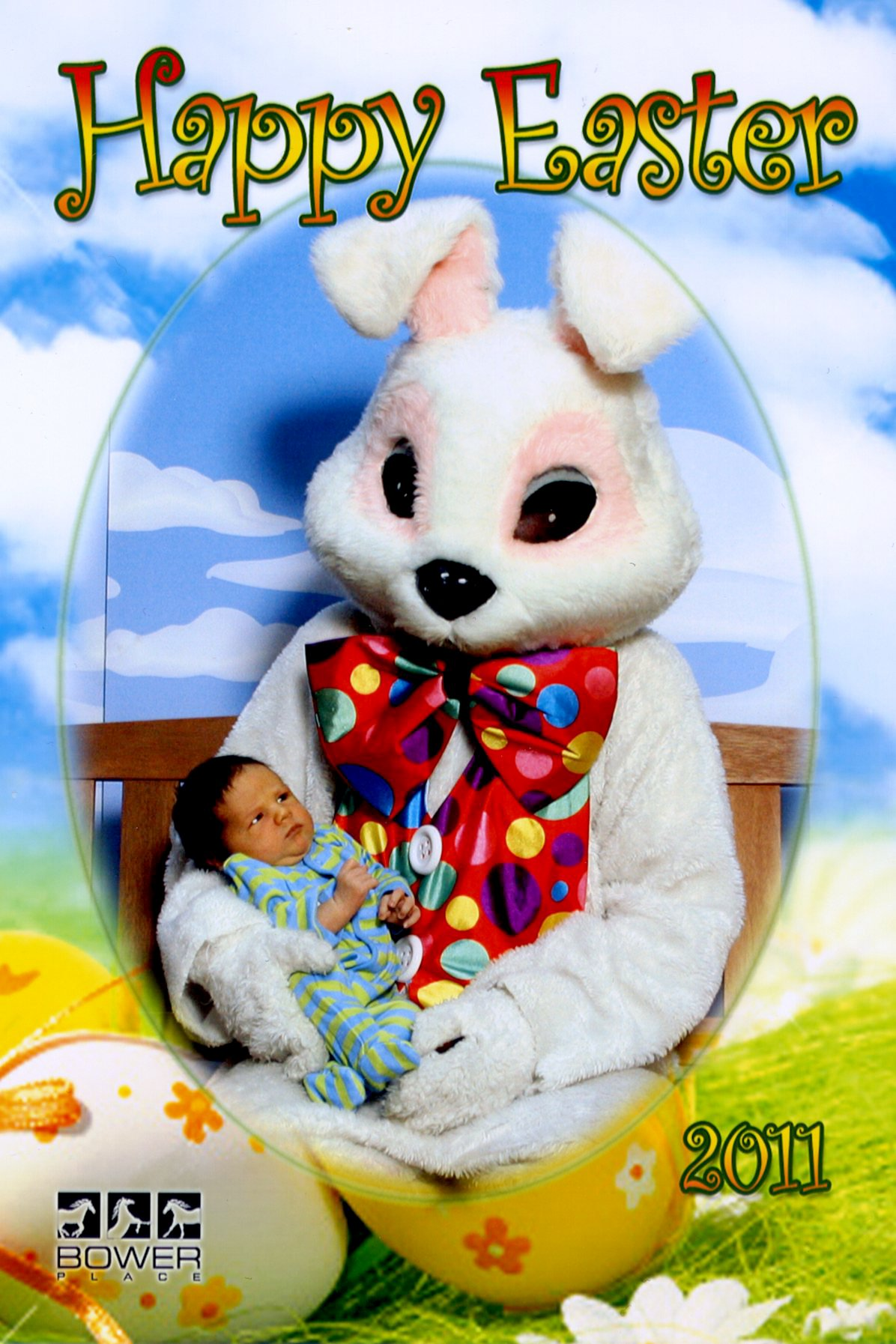 Zane and the Easter Bunny